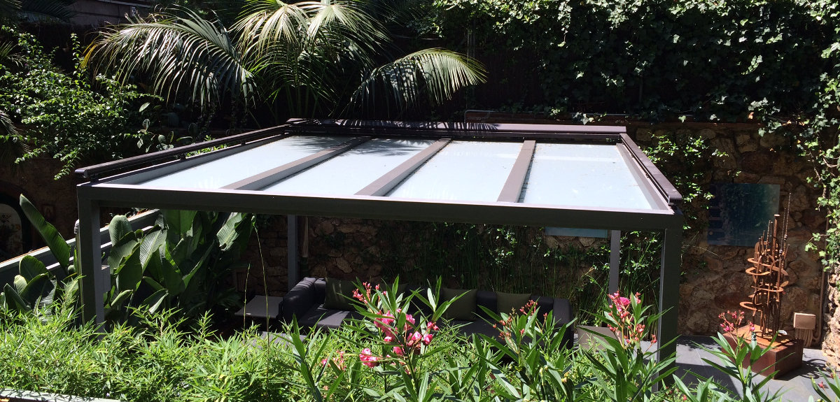 Buresinnova gardens for Creacion de jardines