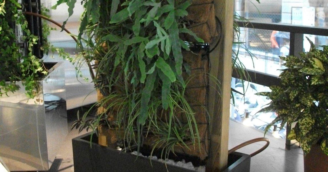Separador de espacios sistema jard n vertical ecocco 1 - Separador jardin ...